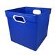 Cube Bin - Blue
