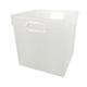 Cube Bin - Clear