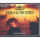 Riders of the Pony Express Audiobook CDs (Ralph Moody Audiobooks)