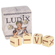 Ludix Dice Game - Dice with Roman Numerals