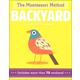 Backyard Preschool Activity Book (Montessori)