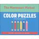 Color Puzzles Preschool Activity Kit (Montessori Method)