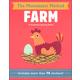Farm Preschool Activity Book (Montessori Method)