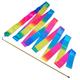 Rainbow Ribbons (Large)