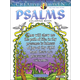Psalms Coloring Book (Creative Haven)