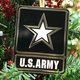 Heroes Series Ornament - Go Army