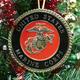 Heroes Series Ornament - Marine Corps