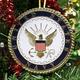 Heroes Series Ornament - Navy