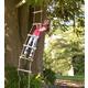 Indoor/Outdoor Rope Climbing Ladder