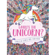 Where's the Unicorn? Magical Search-and-Find Book