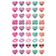Heart Emotions Stickers