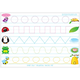 Prewriting/Shapes Smart Poly Learning Mat