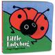 Little Ladybug: Finger Puppet Book