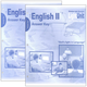 English II/Language Arts 11 LightUnit Answer Key Set Sunrise Edition