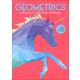 Geometrics: Striking Color-By-Sticker Challenge