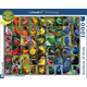 Rainbow of Birds -1000 piece (Cornell Birds)