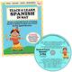 Teach & Learn Spanish in May (Book & CD)
