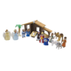 Nativity Playset with Talking Mary Figurine