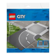 LEGO City Supplement Curve and Crossroad (60237)
