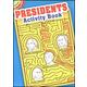 Presidents Activity Book