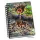 Tarantulas 3D Notebook 4