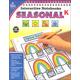 Interactive Notebooks: Seasonal - Kindergarten