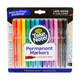 Crayola Take Note! Permanent Markers (12 count)