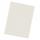 Grid Ruled Drawing Paper, 1