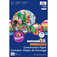 Riverside 3D Construction Paper Assorted Colors (12