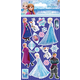Disney Frozen Elsa Standard Sticker - 4 Sheet