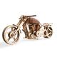 Ugears 3D Wooden Mechanical Model Bike