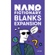 Nanofictionary Blanks Expansion