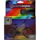 Cosmic Brightz Bike Wrap - Rainbow