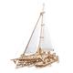 Ugears 3D Wooden Mechanical Model Trimaran Merihobus