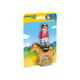 Rider with Horse (Playmobil 1-2-3)