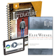 Essentials in Literature Level 8 Bundle (Textbook, Teacher Handbook, Novel, and Online Video Subscription)