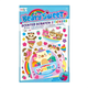 Beary Sweet Scented Scratch Stickers (10 piece set)