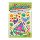 Tropical Birds Scented Scratch Stickers (10 piece set)