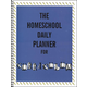 Homeschool Daily Planner for Curriculum