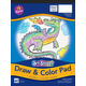 Art Street Draw & Color Pad - 9