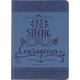 Be Strong and Courageous Artisan Journal