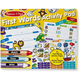 First Words Sticker Activity Pad