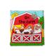 K's Kids Cloth Book - On the Farm