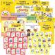 Jolly Phonics Starter Kit Extended w/Student/Teacher Books