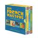 Mini French Masters Board Book Boxed Set