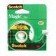 Scotch Magic Matte Finish Tape Dispensered Rolls (3/4