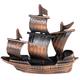 Sailing Ship Pencil Sharpener (Historic Pencil Sharpeners)