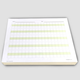 Quick & Neat Alphabet Pad: Homeschooling Ream 250 sheets (Channie's Handwriting)