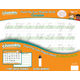 Visual Dry Erase & Magnetic Board for Cursive (2-Pack)