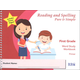 Reading and Spelling Pure & Simple First Grade - Word Study Workbook Primer